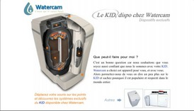 Schema adoucisseur kid watercam